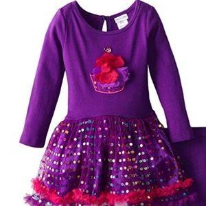 SWEET HEART ROSE Little girl dress